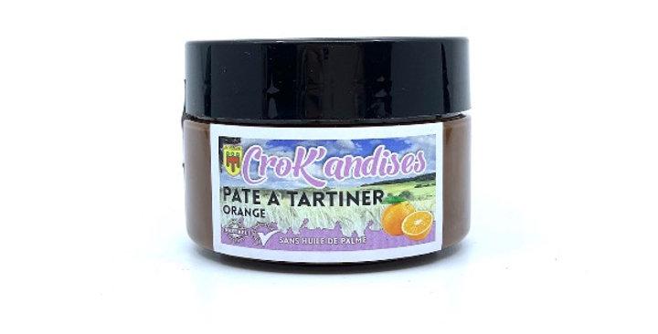 Pâte à Tartiner Orange, Crok'andises