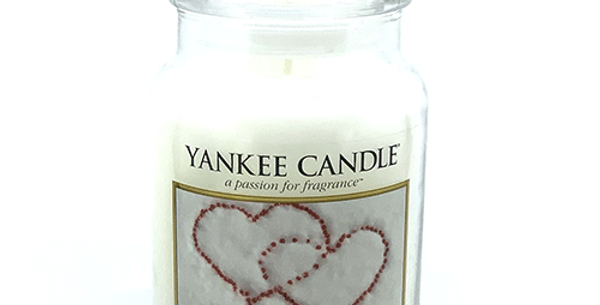 Bougie L'Amour d'Hiver, Yankee Candle
