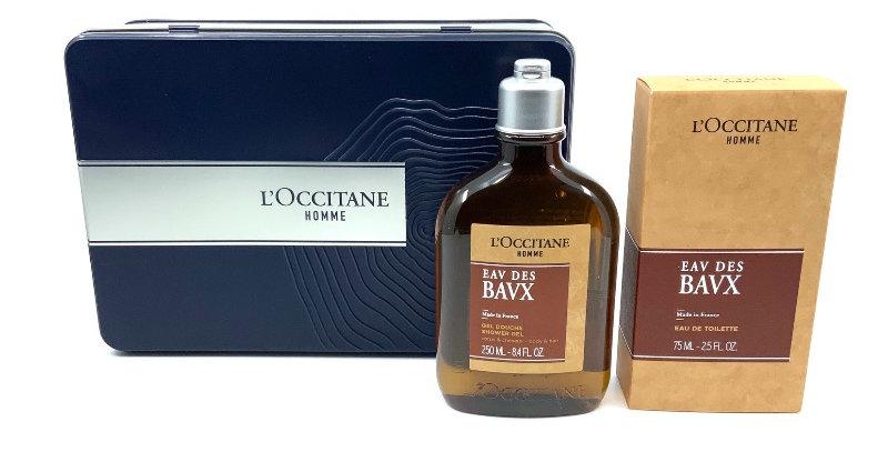 Coffret Parfum Eau Des Baux, L'Occitane En Provence