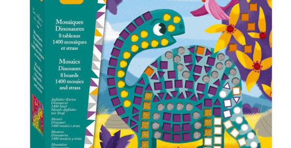 Mosaïques Dinosaures, Atelier du Calme, Janod