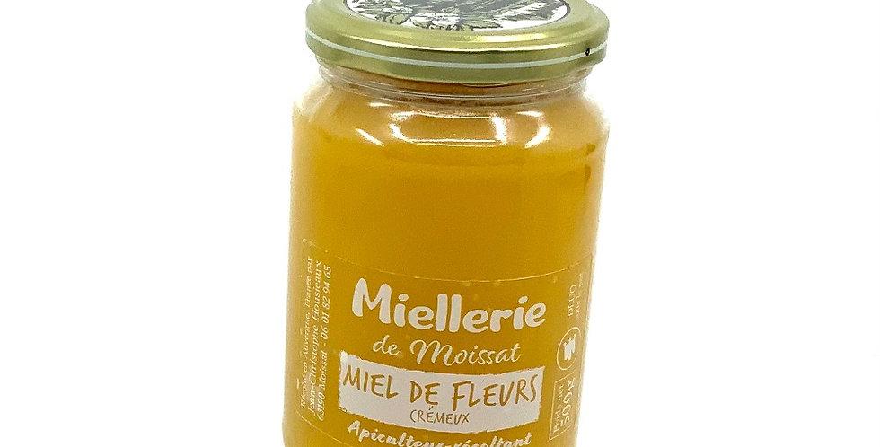 Miel De Fleurs Crémeux 500Gr, Miellerie De Moissat