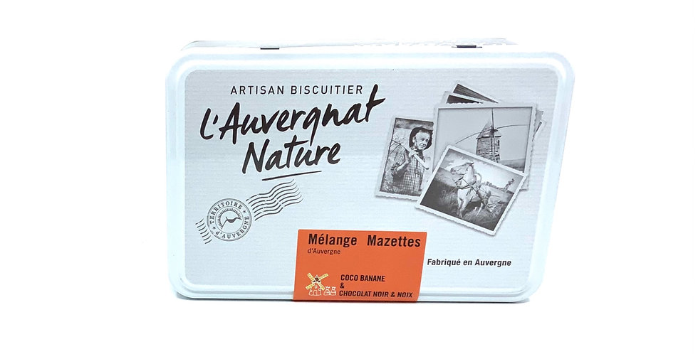 Boîte Mazette 220Gr, L'Atelier Auvergnat