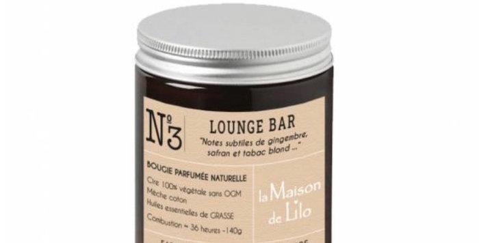 Bougie Parfumée LoungeBar, La Maison De Lilo
