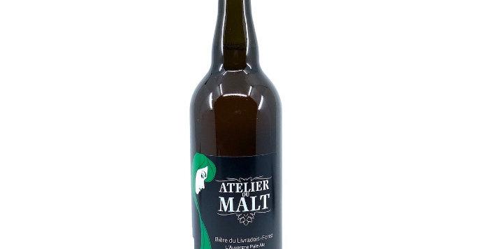Bière IPA, 75cl, L'Atelier du Malt*5€90
