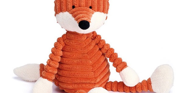 Cordy Roy Baby Fox, Jellycat