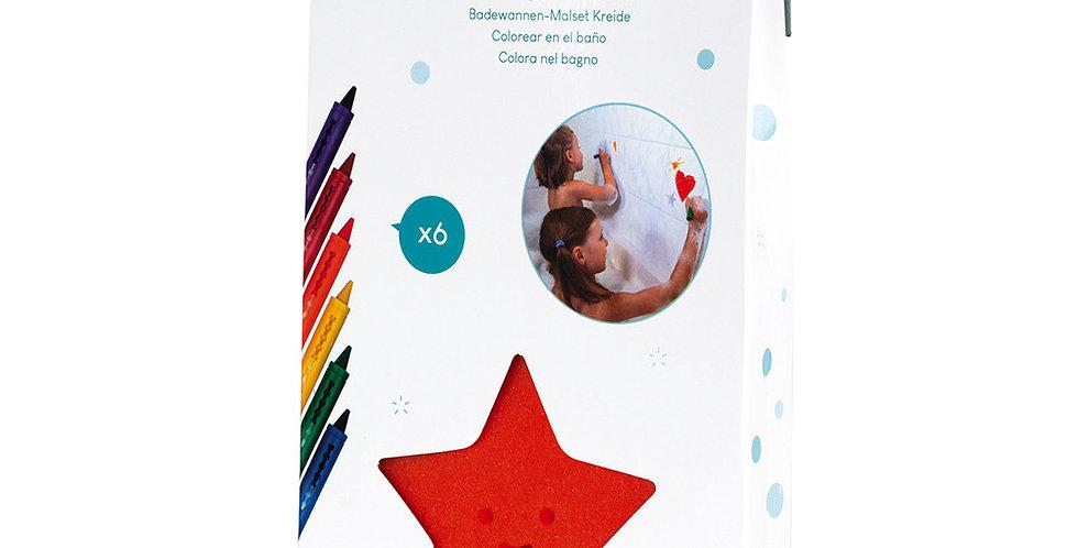Coloriage Pour Le Bain, Janod