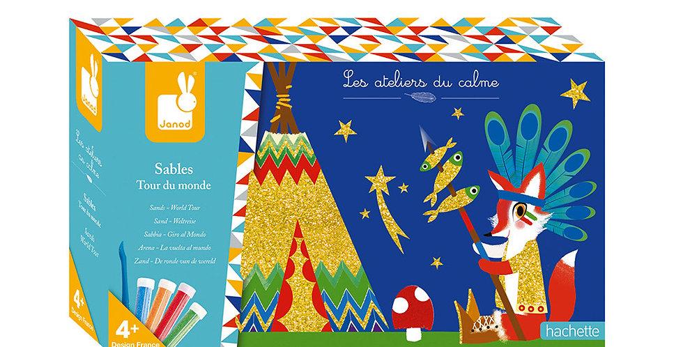 Sables Tour Du Monde, Janod