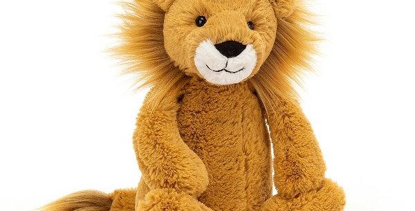 Bashful Lion Médium, Jellycat