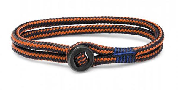 Bracelet Corde Dino, Pig & Hen
