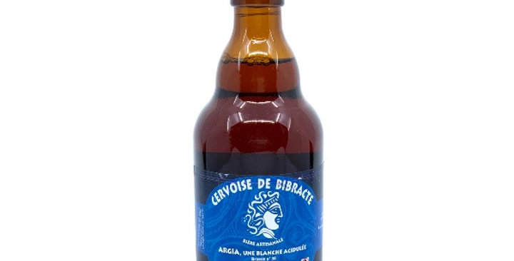 Argia, Bière Blanche Acidulée, Les Brasseurs du Sornin