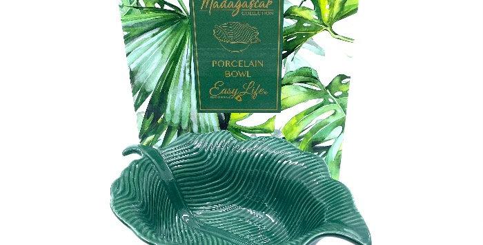 Coffret Bol Feuille Verte Madagascar, Easy Life