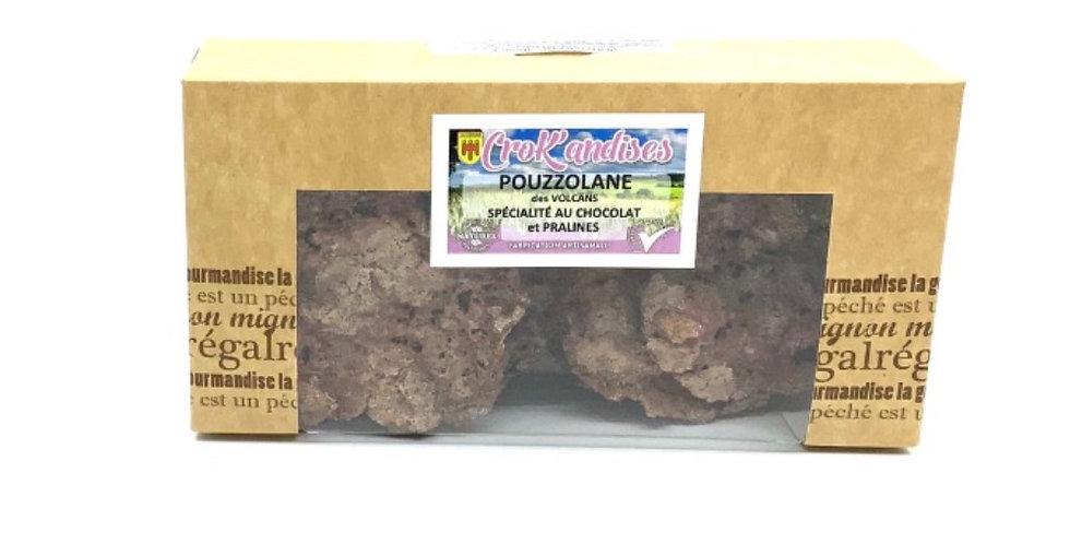 Pouzzolane Des Volcans 100Gr, Crok'andises