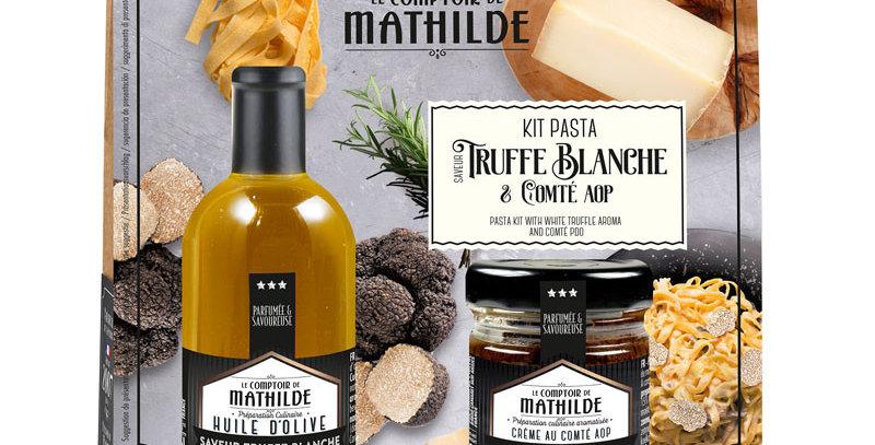 Kit Pasta Truffe Blanche, Comptoir De Mathilde