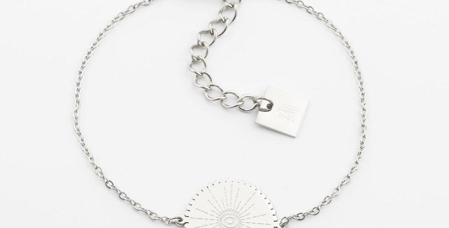 Bracelet Bagan Acier, Zag