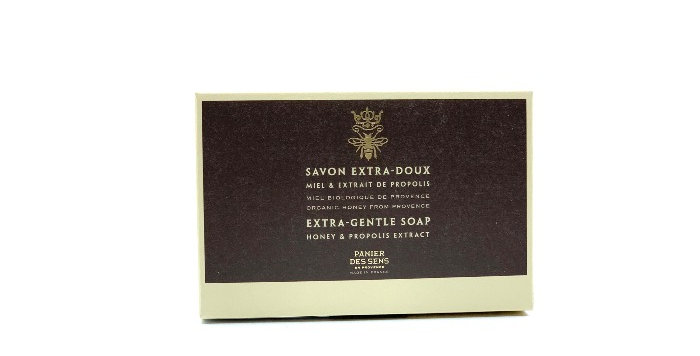 Savon Extra-Doux 150g, Extraits de Miel et Propolis, Panier des Sens