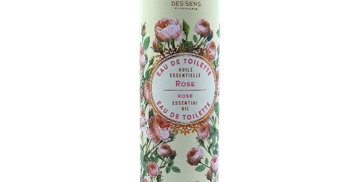 Eau de Toilette 50ml, Rose, Panier des Sens