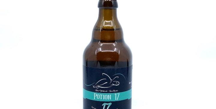 Potion 17, Bière, 17, Les Brasseurs du Sornin.2€90