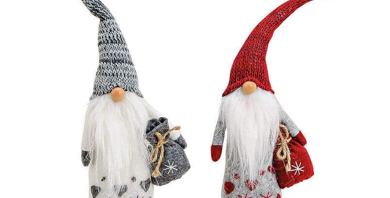 Gnome Sac Noël, Würm