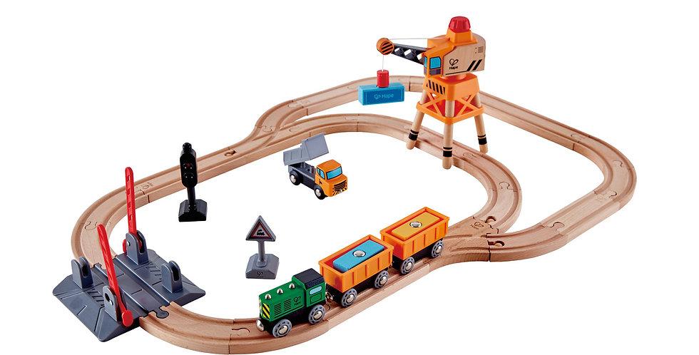 Circuit Train Cargo, Hape