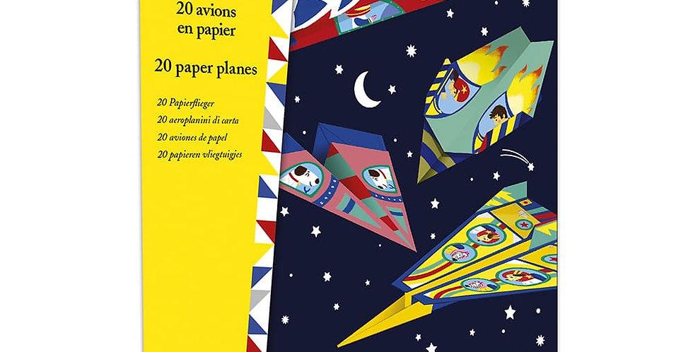Avions En Papier, Janod