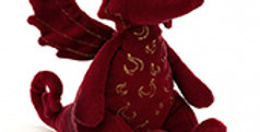 Ruby Dragon, Jellycat