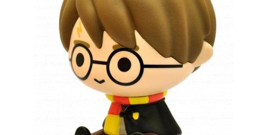 Tirelire Chibi Harry Potter, Plastoy