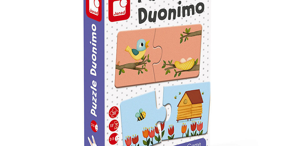 Puzzle Duonimo, Janod
