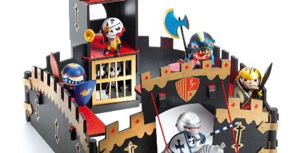 Arty Toys Ze Black Castel, Djeco