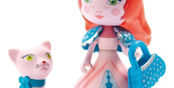 Arty Toys Rosa & Cat, Djeco