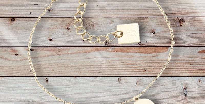 Bracelet Doré Acier, Zag