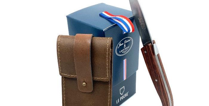 Couteau «Le poche» Bois De Violette, Jean Dubost