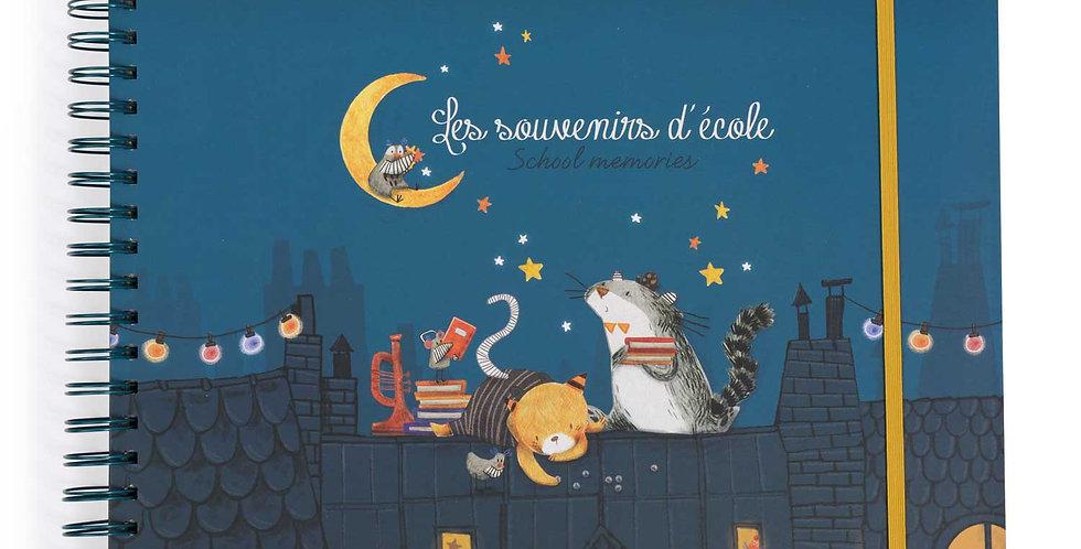 Album Souvenirs Ecole Moustaches, Moulin Roty