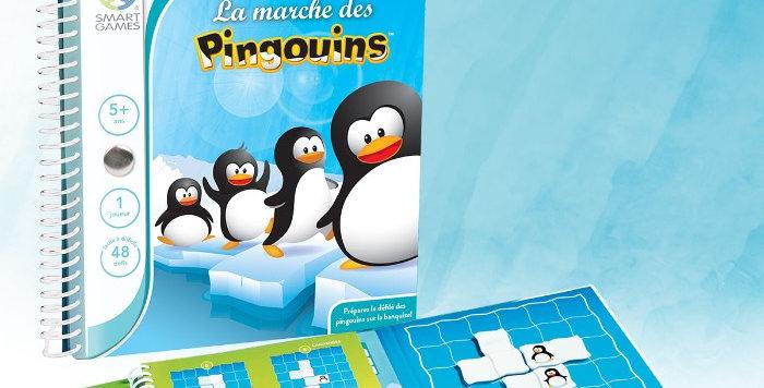 La Marche Des Pingouins, Smart games