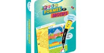 Skillmatics Formes Et Motifs, Smart Games