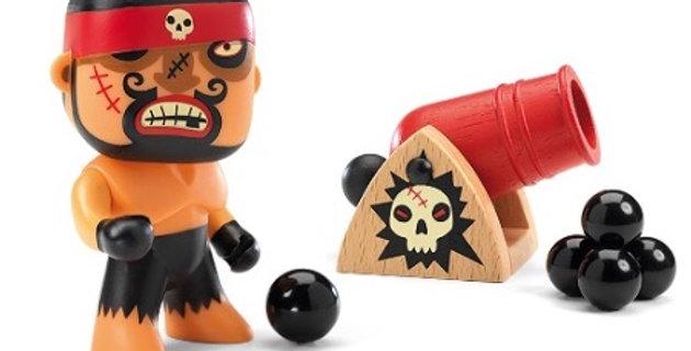 Arty Toys Ric & Boumcrak, Djeco