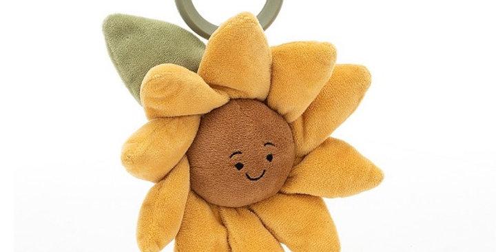 Fleury Sunflower Jitter, Jellycat