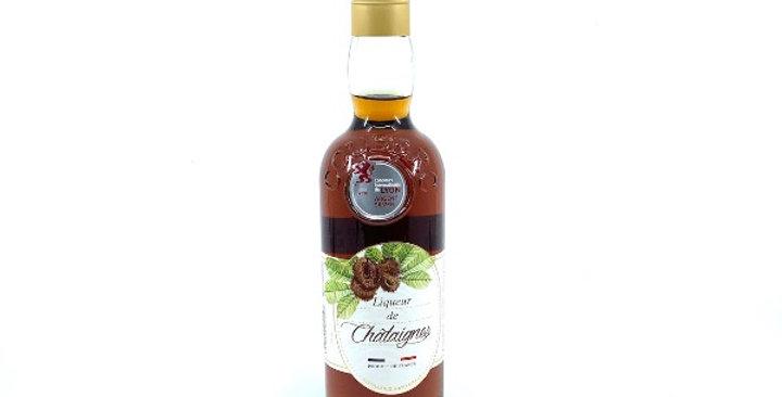 Liqueur de Chataîgnes, 50cl, Distillerie Couderc