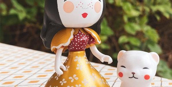 Arty Toys Mona & Moon, Djeco