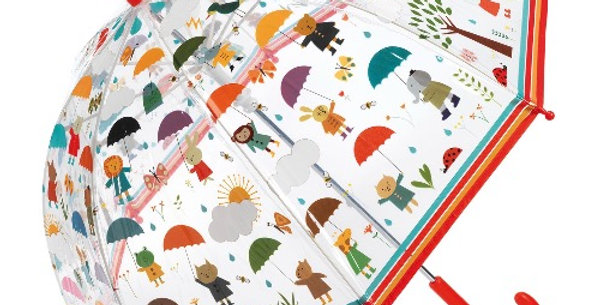 Parapluie Sous La Pluie, Djeco