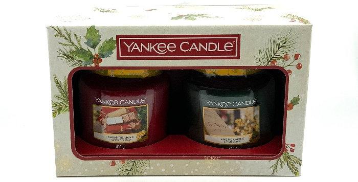 Coffret Deux Jarres Noël, Yankee Candle