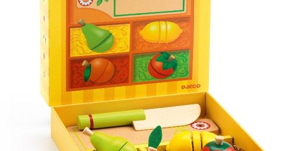 Fruits et Légumes à Couper, Djeco