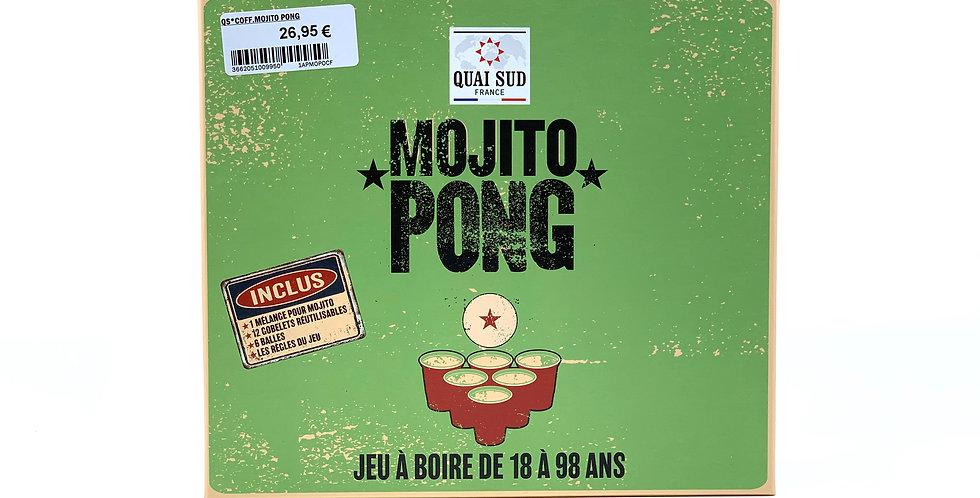 Coffret Mojito Pong, Quai Sud