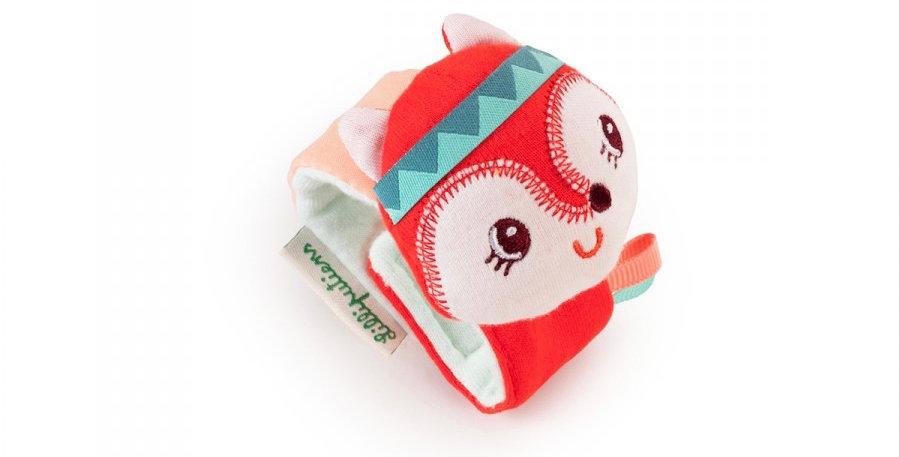 Alice Hochet  Bracelet Coton Bio, Lilliputiens