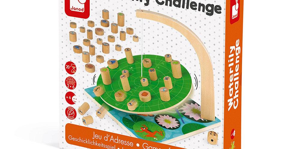 Jeu Waterlily Challenge, Janod
