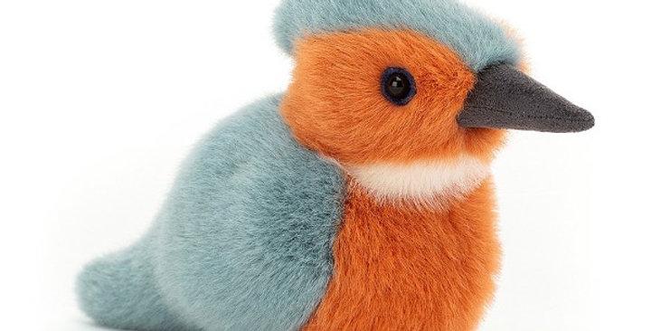 Birdling Kingfisher, Jellycat