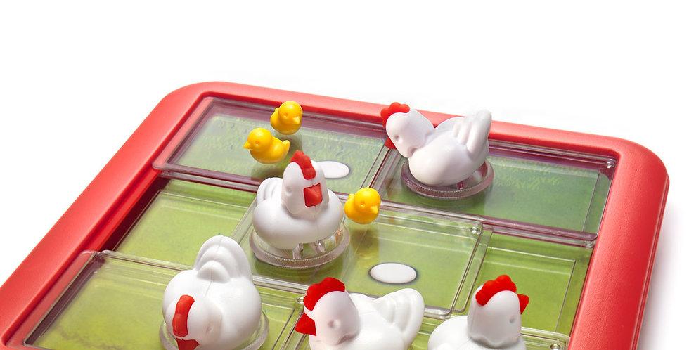 Les Poules Ont La Bougeotte 3D, Smart Games