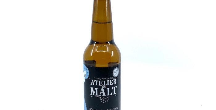 Bière Blanche, 33cl, L'Atelier du Malt*2€90