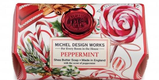 Savon Peppermint 246 gr, Royal garden