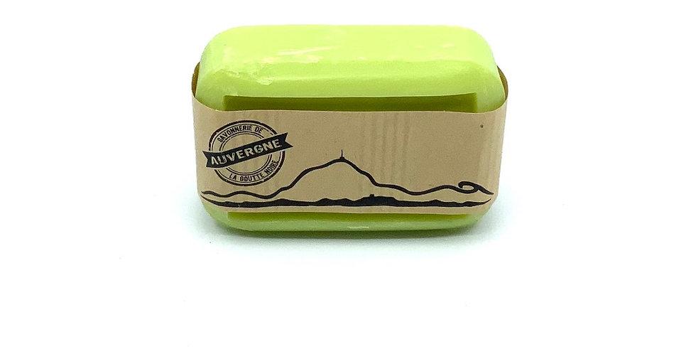 Savon Citron Vert 100Gr, Savonnerie De La Goutte Noire