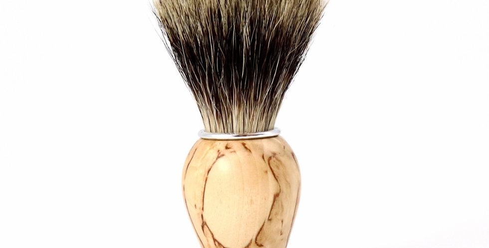 Blaireau Bouleau Madre  Pure Badger, Gentleman Barbier